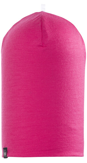 Buff Merino Wool muts Dames roze